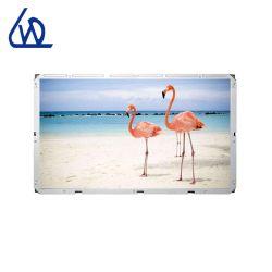18 pol de alta definição de estrutura aberta e de alto brilho do visor LCD para exterior