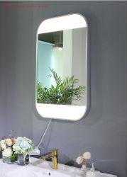 CE IP44. Cuarto de baño en la pared LED de la luneta espejo infinito pasar TUV certificado ETL /