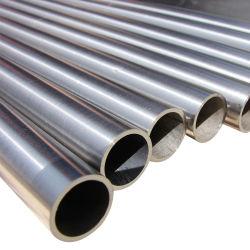 Kalthub nahtlos/ ERW Spirale geschweißt/ ASTM A213 Inconel 600 601 625 800 718 725 926 X750 Stahlrohr aus legiertem Stahl Preis