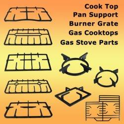 Высокое качество эмали газовой плитой литой детали рамы печи Gastop чугунные доски решетки горелки