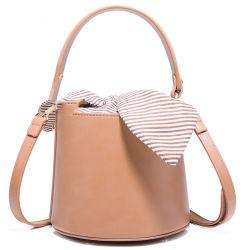 Гуанчжоу логотипа OEM-быть Веганом моды из натуральной кожи для женщин сумка ковша