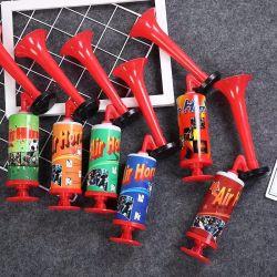 Lado Buzinas Buzina Vuvuzela trombeta para jogos à noite