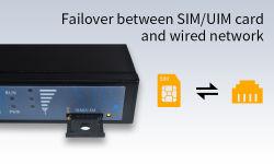 Nieuw ontwerp industriële 4G-router draadloos voor videobewaking