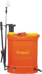16 litres sac à dos 2 en 1 pulvérisateur à main alimenté par batterie
