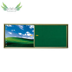 High School Aula Placa verde com tela sensível ao toque Board
