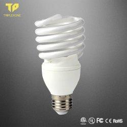 Самый дешевый 20W/24 Вт/32W/ 36W/45 Вт/65W полный спиральный CFL 8000часов E27/E40 Лампа энергосберегающая лампа