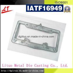 OEM het Waardevolle Frame van de Foto van het Aluminium Matrijs Gegoten
