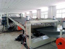 ABS plástico Sheet linha de extrusão/QUADRIS PLACA PMMA Linha de Produção /PP Folha PE fazendo a máquina