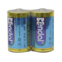 Lr20 Batería alcalina de tamaño D con un alto precio competitivo