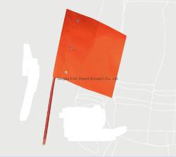 안전 소통량 깃발