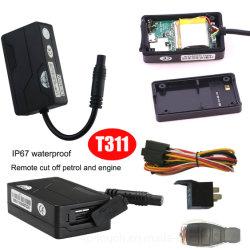 IP67は超過速度アラームが付いている装置を追跡する車GPSを防水する