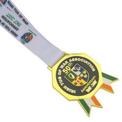 Торжественное 3D Custom Sport награду Gold металлические медаль для продажи