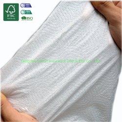 Paste de Vrije Steekproef van het Document van de keuken het Embleem Afgedrukte Beschikbare Papieren zakdoekje van de Keuken aan