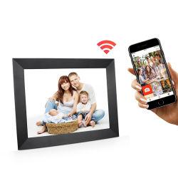 아이야 10인치 스마트 Android WiFi 클라우드 디지털 사진 사진 공유를 위한 프레임