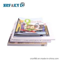 Serviço barato personalizado catálogo de cores para folheto promocional Catálogo de livreto imprimindo