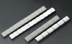 Pesi equilibratori per ruote con adesivo Fe/acciaio F190