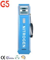주유소 장비 질소 인플레이터 도어 가솔린 주유소 중고차 타이어 타이어 인플레이터 코인 작동식 에어 머신 자판기 N2 E-1135-T-N2p-OD-4-WP