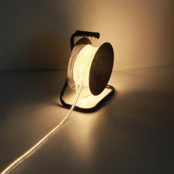 A luz de LED AC110-AC230V tira flexível impermeável 25m 50m Iluminação Decoração Marcação RoHS ETL Cert