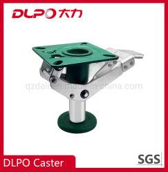 Dlpo Castor 중부하 작업용 일본식 캐스터 휠 리프트업 상단 잭과 바닥 잠금