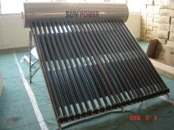 Sunpower OEM이 Cooper Coils Solar Water Heater 히터 제품군에 사용