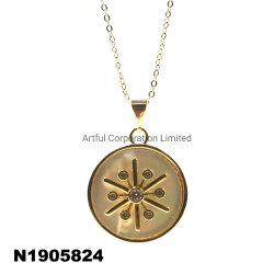 Argento sterlina di modo Jewelry/925/collana delle coperture/collana della perla