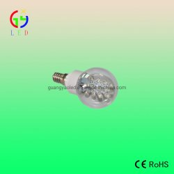 Lampadina brevettata E12 Dimmable basso di golf di disegno LED G45