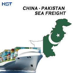 Seefracht Preise von China Agent nach Pakistan Shipping Service