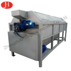 A linha de produção de farinha de mandioca Descascador de Aço Inoxidável Peeling de mandioca fresca tornando Fabricante de Equipamento