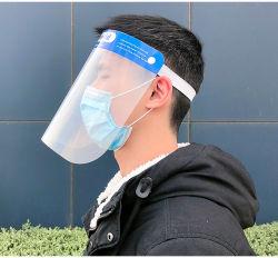 M/áscara Protectora Facial//Careta Transparente Desechable//Pantalla Protecci/ón Salpicaduras