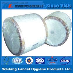 Venda por grosso de matérias-primas de polpa de madeira virgem Mãe Rolo jumbo Rolo de papel higiénico guardanapos de papel tissue Rolo jumbo
