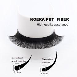 Etiqueta Privada Coreia martas de seda de qualidade Cílios Extension 0.03/0.05/0.07mm chicotadas individuais