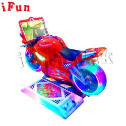 Fast Moto X Moto eléctrica funciona con monedas Indoor Bike máquinas de juego Mini Moto juego Arcade de la pantalla LCD para el entretenimiento