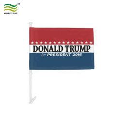Высокое качество окна автомобиля Дональда Trump выборы флаг