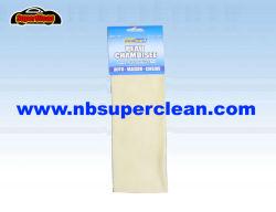 Pano de limpeza automática de couro puro Chamois (NC3252)