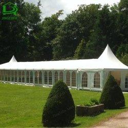 Im Freien wasserdichtes Belüftung-Pagode-Hochzeitsfest-großes Ereignis-Zelt für Verkauf