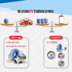 스레드 물개 테이프 PTFE 테이프를 밀봉하는 액체 대안 3 원형