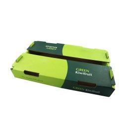 Imprimé à l'emballage en carton ondulé de fruits frais Box boîte en carton<br/> fruits Orange Kiwi Fruit de l'Emballage Emballage