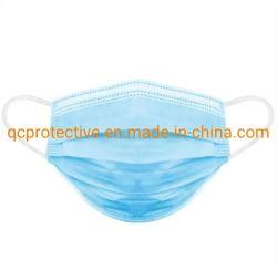 Mascherine di alta qualità 3 strati della maschera di protezione a gettare non tessuta dalla buona mascherina cinese del lavoro del fornitore
