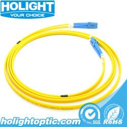 Оптоволоконный Sm LC для LC Dx и соединительный кабель