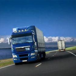 Le transport par camion en provenance de Chine à l'Europe, responsable pour le dédouanement, responsable des droits de douane, la livraison à domicile (DDP)