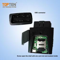 Frota Automóvel OBD GPS remoto alarme com driver de RFID sem fio ID tag TK208-Ez