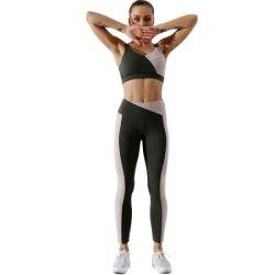 نادي رياضي للنساء ذوات البدلة الرياضية عالية الجودة ملابس مجموعة يوغا للياقة البدنية