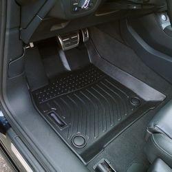 Venda por grosso de látex de PVC TPE borracha carro tapetes do piso para KIA Sportage