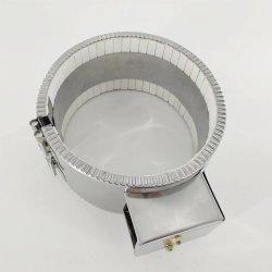 La banda de cerámica de ahorro de energía calentador para tuberías de PVC/PP