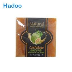 100g faite face à la main avec du savon végétal naturel Savon de blanchiment d'huile essentielle de la beauté du savon savon de toilette de savon de bain