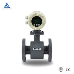 Goede prijs flowmeter elektromagnetische flowmeter voor water, riolering, chemicaliën