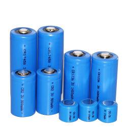 Cr123A 3V rechargeable 1700mAh Batterie au lithium CR17450