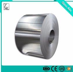 Um1050 1060 1100 3003 3105 5052 Alumínio bobina de aço acabamento do Moinho da bobina de alumínio