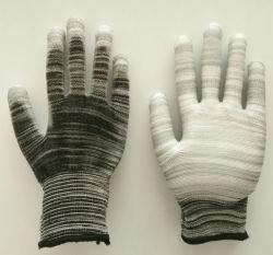 方法Breathable Labor Work PU Palm Coated Polyester Knitted Safety Gloves