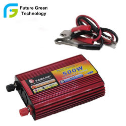 محول كهربائي صغير للاستخدام في السيارة/المنزل بقدرة 1000 واط